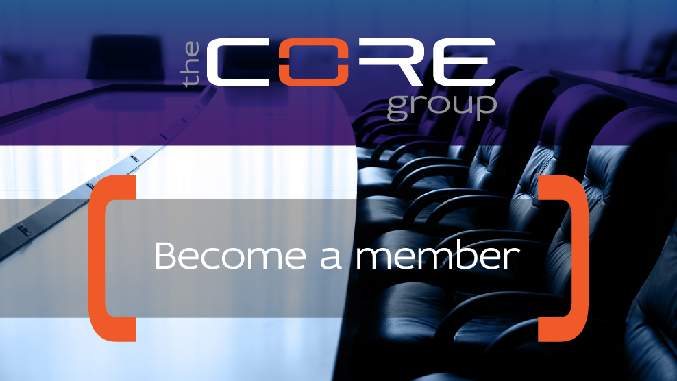 Become a Core Member